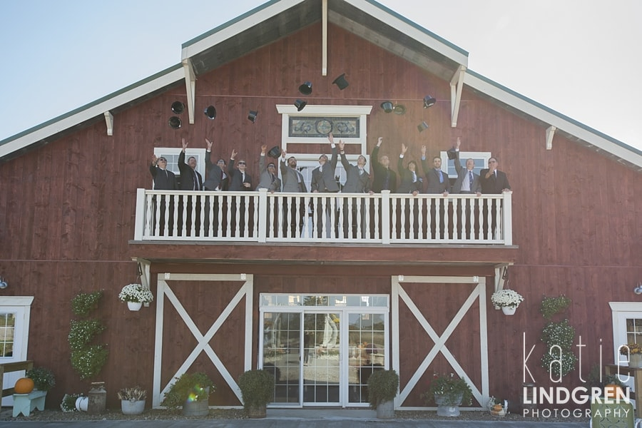 Bessies Barn Wedding