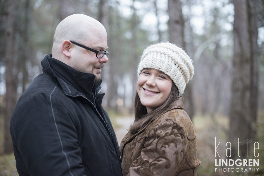 Jester Park Engagement Session