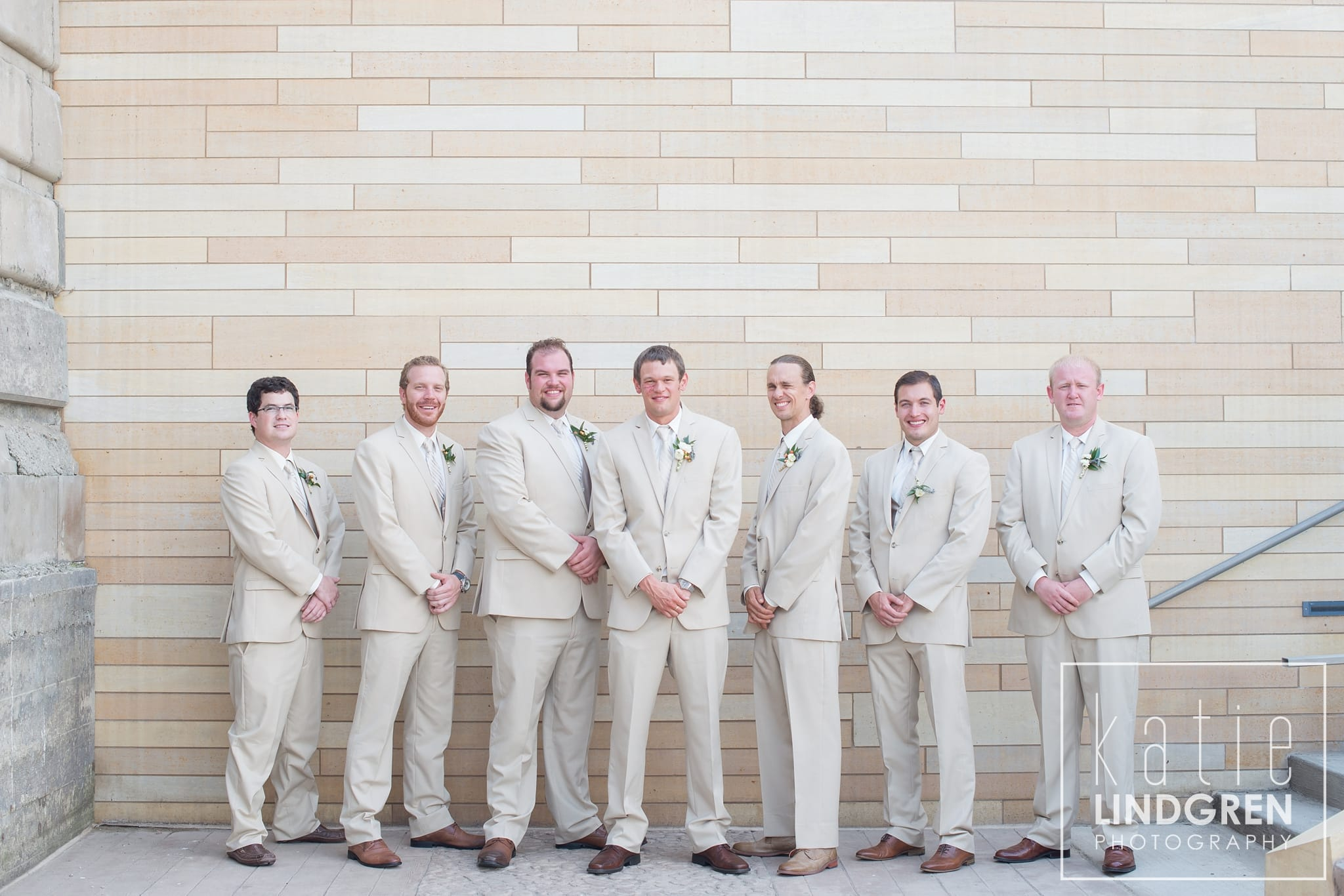 Des Moines Wedding at Zart