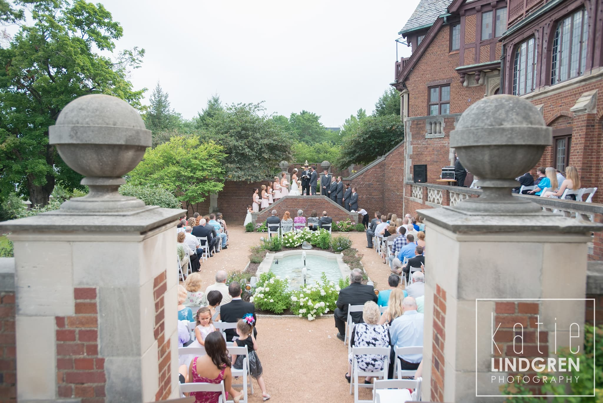 Danielle Amp Stephen Des Moines Rollins Mansion Wedding