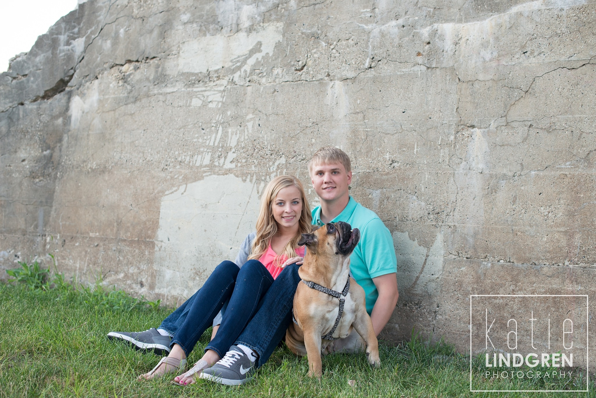 Des Moines Engagement Photos