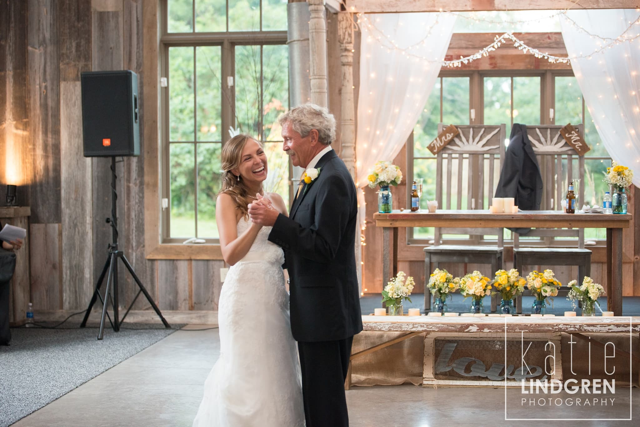 The Barnes Place Wedding