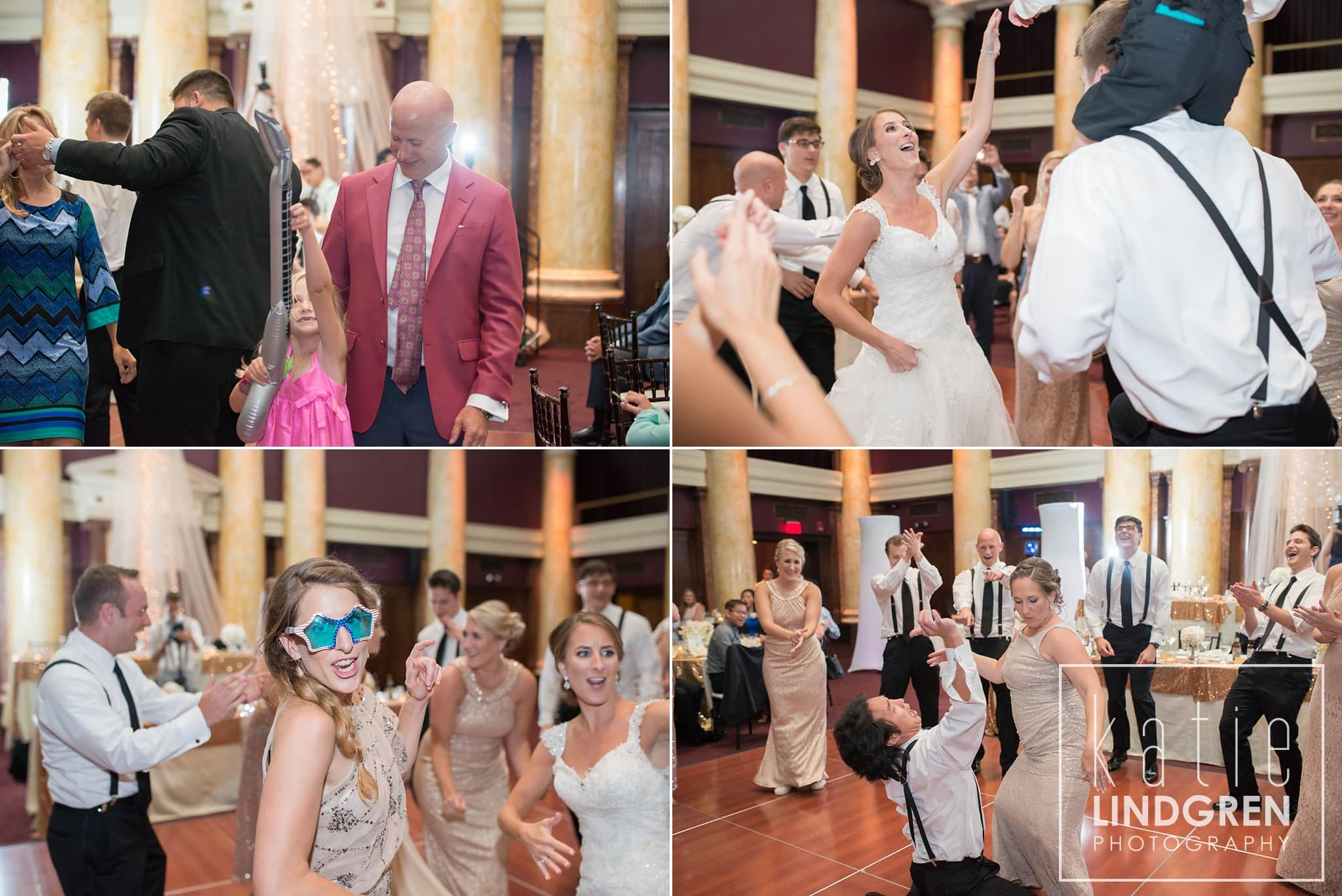 St. Ambrose Wedding Photography