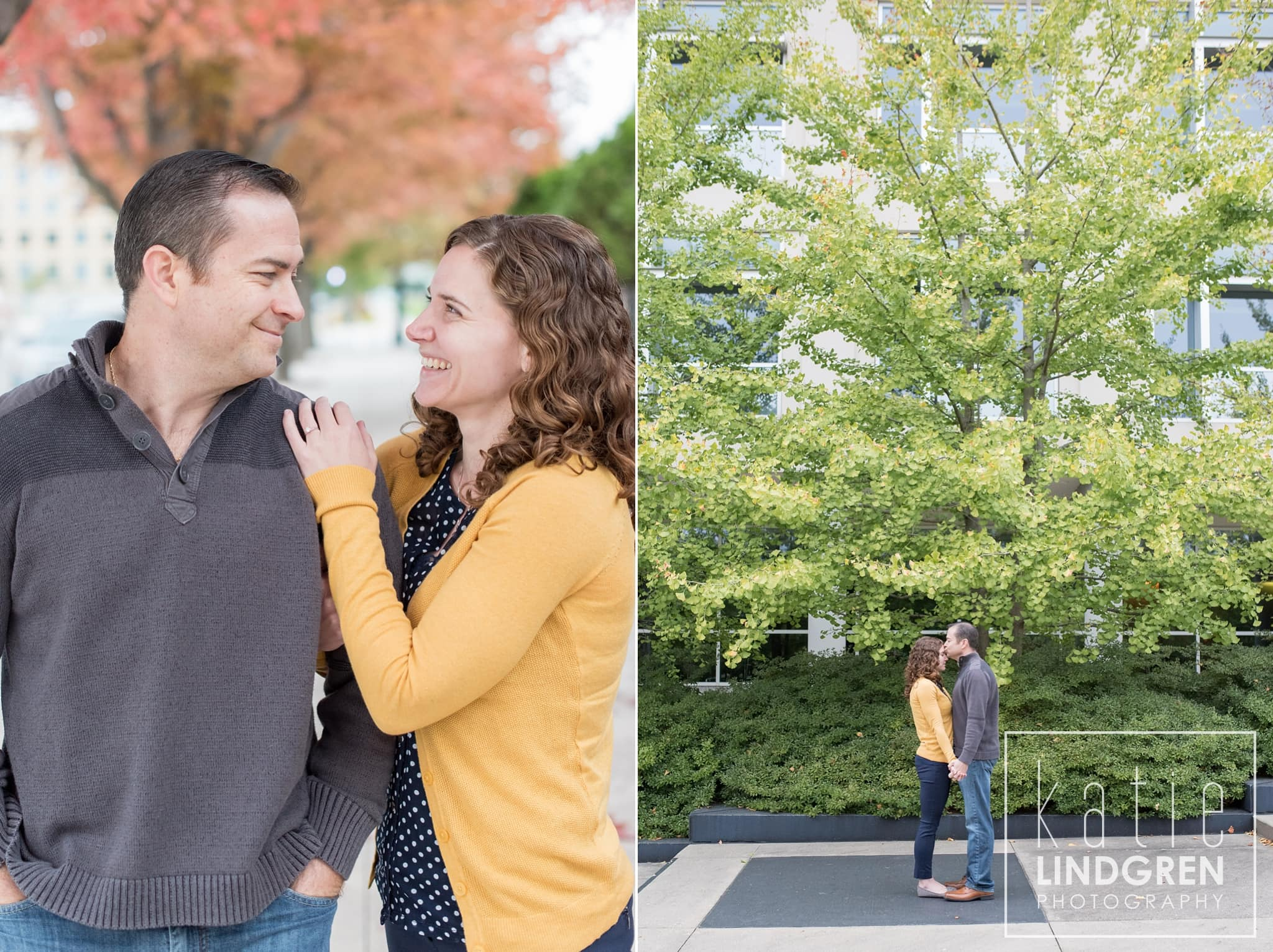 Cross Fit Engagement Pictures