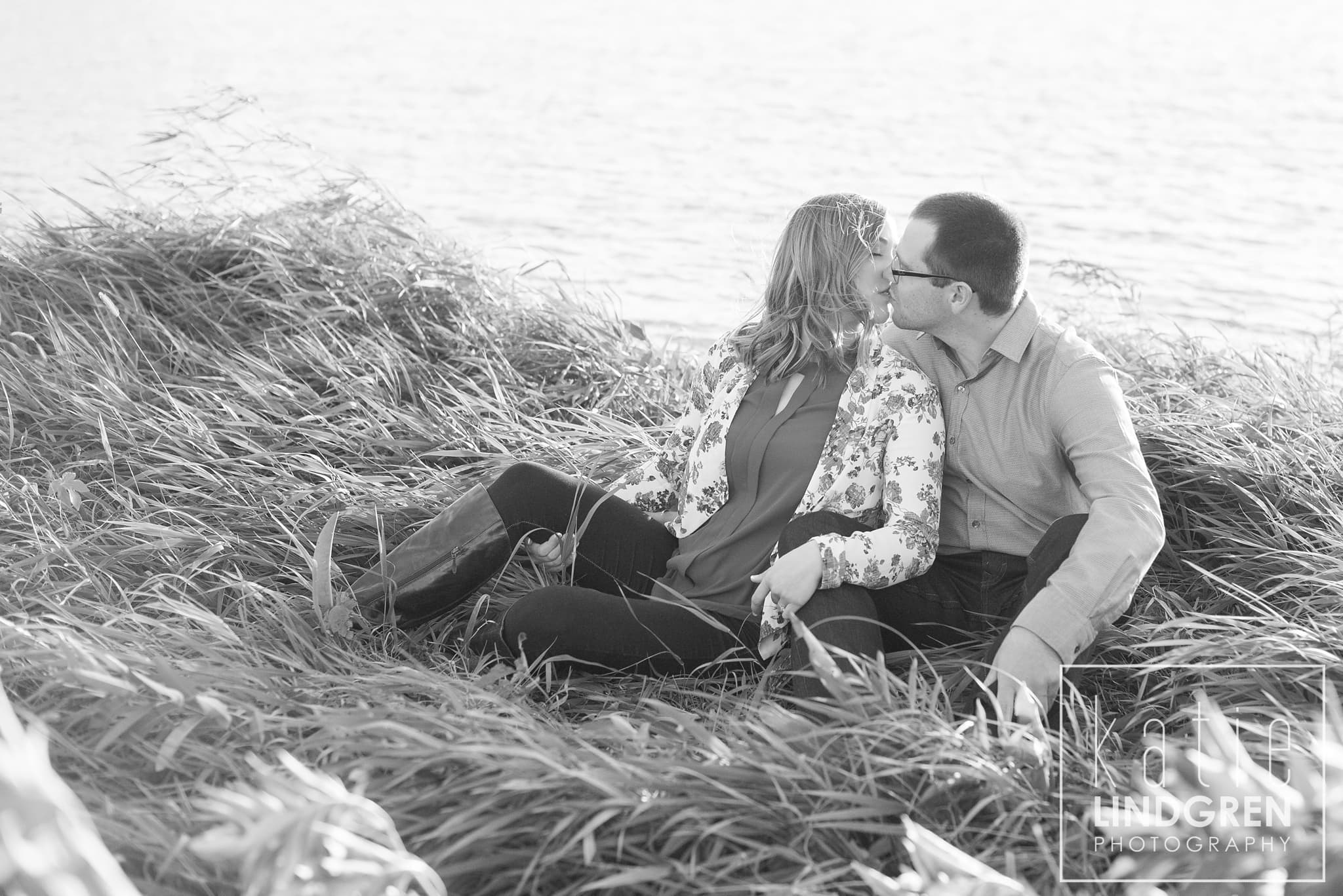 Des Moines Engagement and Wedding Photographer