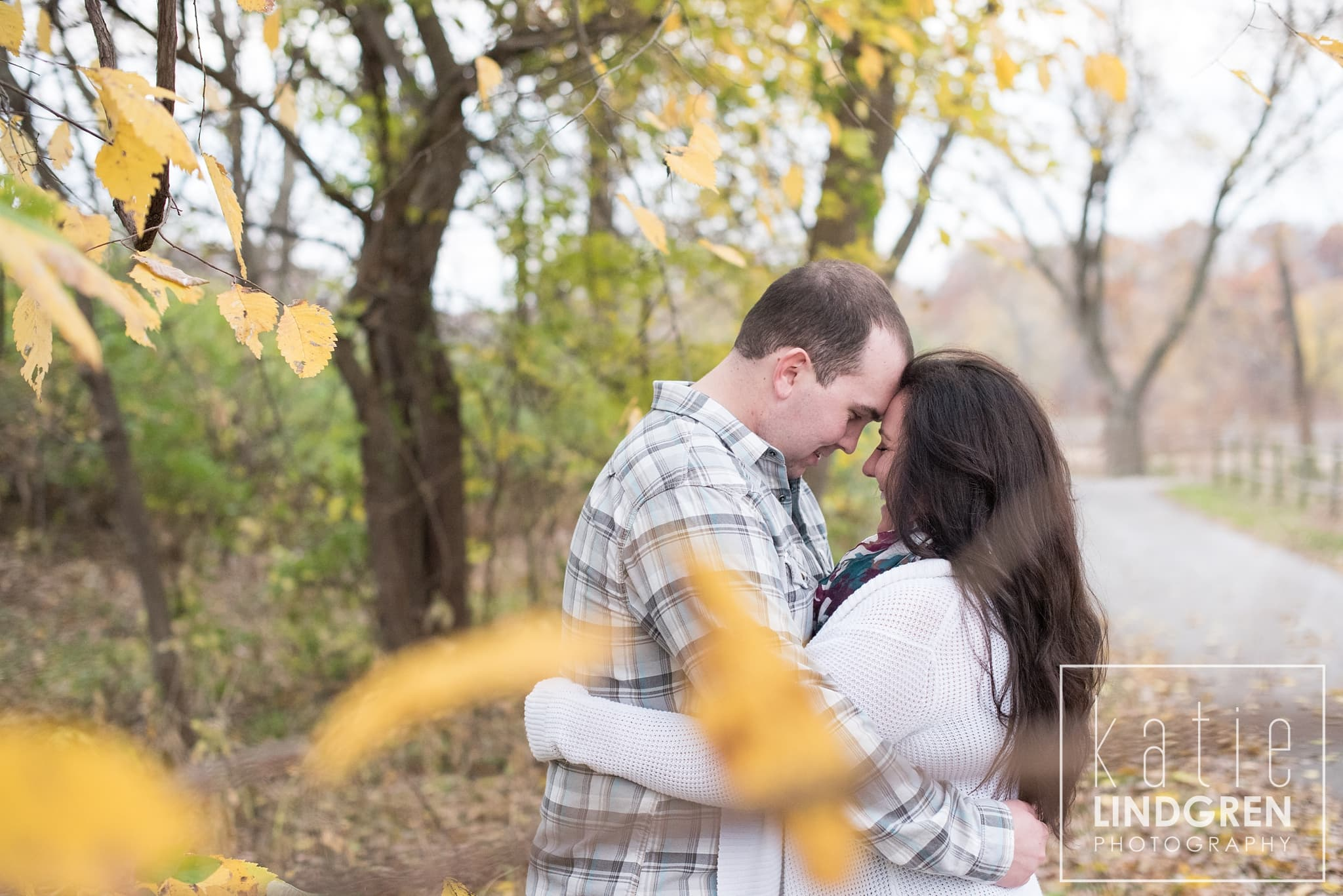 Pella Iowa Engagement Photographer