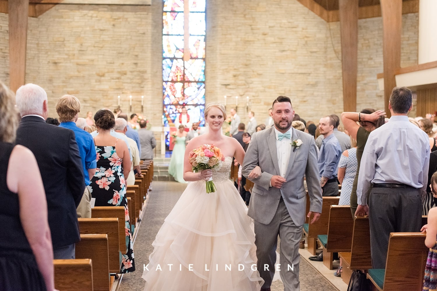 Mollie & Derrick | Des Moines Wedding » Des Moines Area Wedding ...