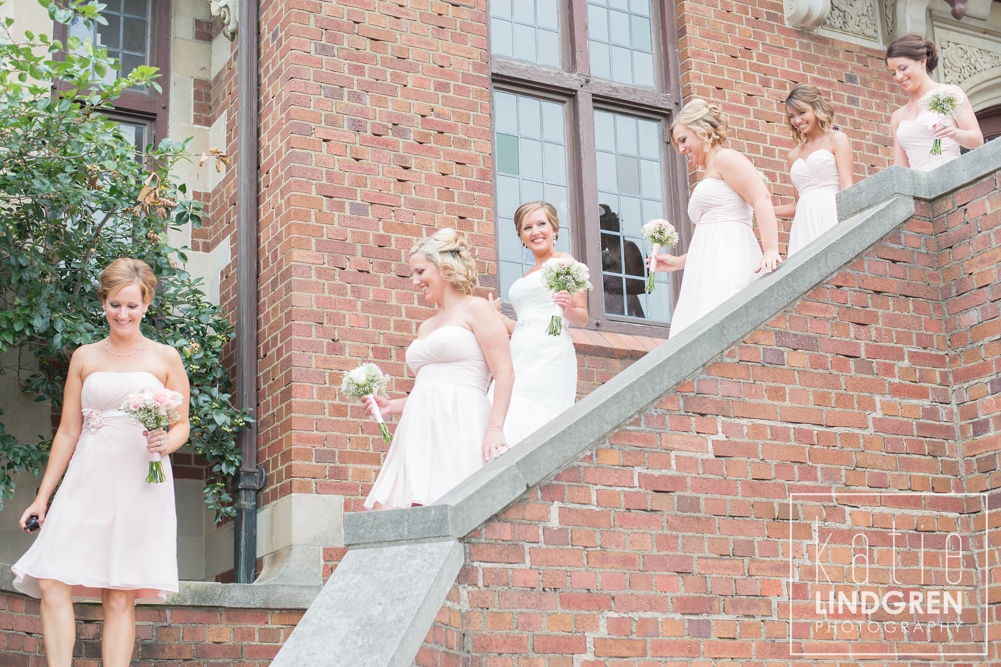 Danielle Amp Stephen Des Moines Rollins Mansion Wedding