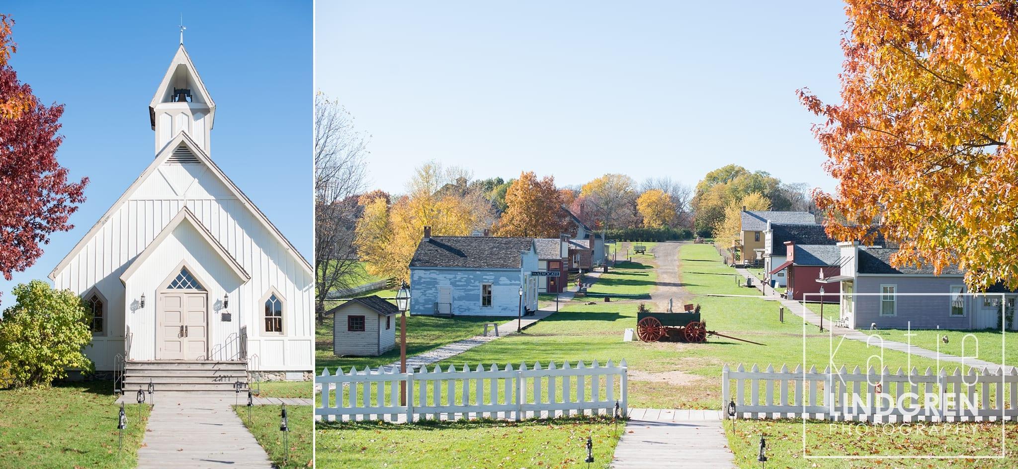 Living History Farms Wedding