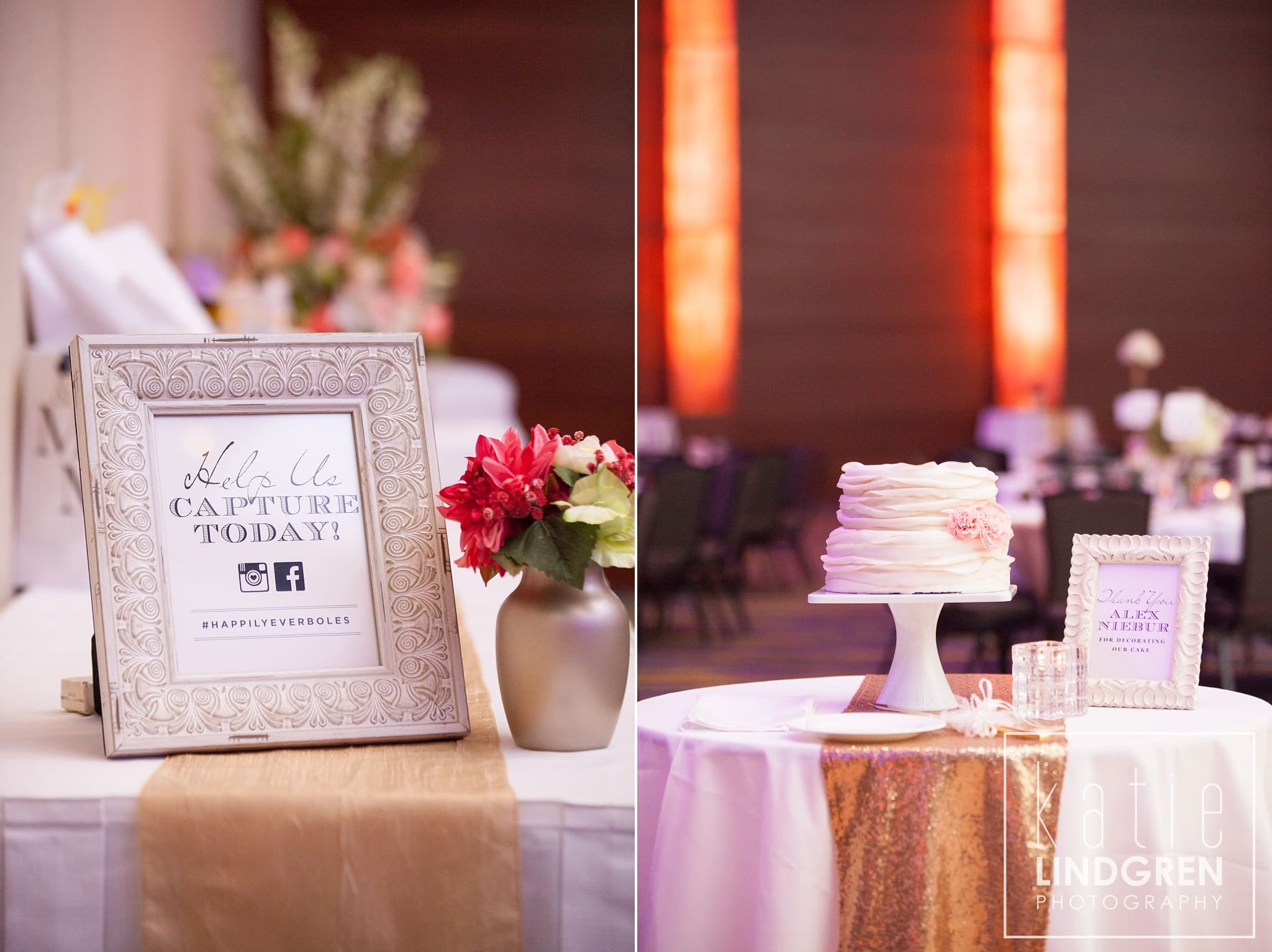 Ashton & Justin | Downtown Des Moines Wedding Photographer » Des ...
